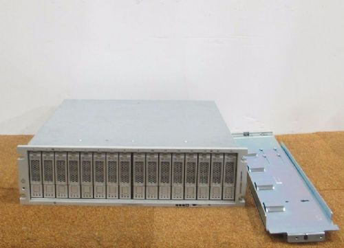 Sun Storagetek 6140 - 16 Bay Fibre Channel Array, 16 x 300GB 15K 2 x Controllers